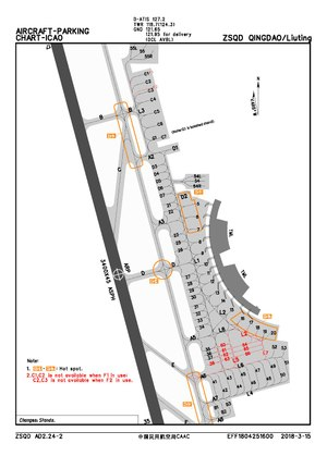 ZSQD Aircraft Parking Chart.pdf