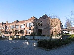 Zemst - Image: Zemst Stadhuis 1