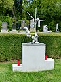 Zentralfriedhof Wien Grabmal Maria Lassnig.jpg