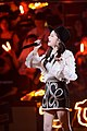 Zi Ning At the Guangzhou Rocket Girls Concert.jpg