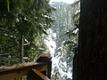 Ziplines over Fitzsimmons Creek - Whistler BC - panoramio.jpg