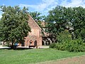 """Zisterzienser Kloster Zinna - Im Vordergrund die """"Alte Abtei"""" - panoramio.jpg"""