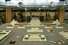 Aztec Tenochtitlan Temple
