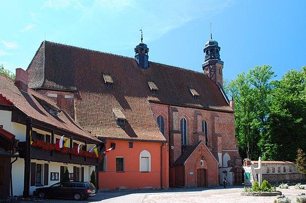 Kościół Wniebowzięcia Najświętszej Marii Panny w Żukowie