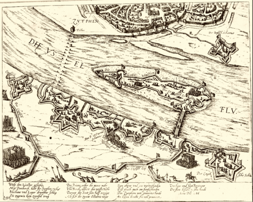 Zutphen 1586