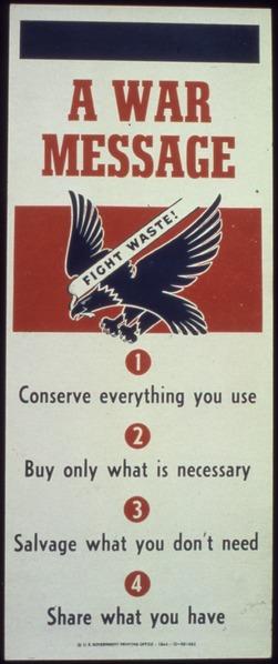 "File:""A war message - Fight waste"" - NARA - 513742.tif"