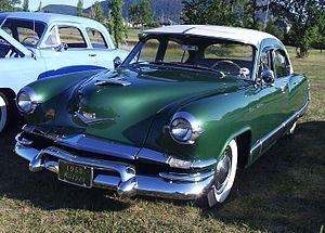 Kaiser Motors - 1953 Kaiser Custom 6