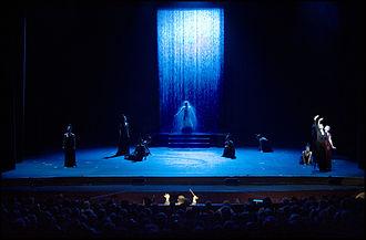 Brett Sheehy - 'Ainadamar' by Osvaldo Golijov at the 2008 Adelaide Festival