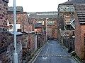 'Back to back' housing in Burslem - geograph.org.uk - 7355.jpg