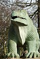 'Dinosaur' at Crystal Palace Park - geograph.org.uk - 1118041.jpg