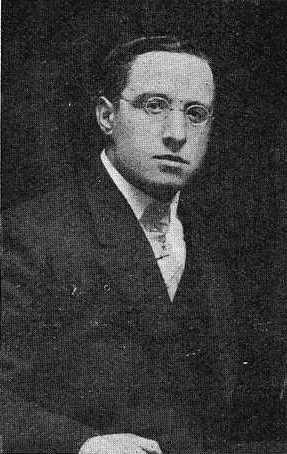 Ángel del Castillo 1917