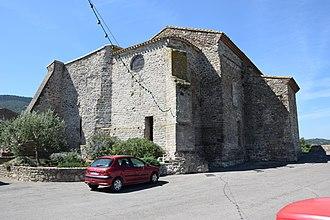 Barbaira - The Church of Saint-Julien