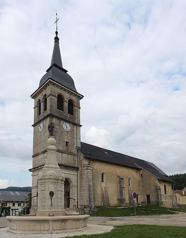 Photo de la ville Champdor-Corcelles