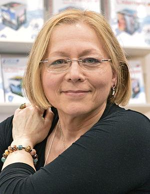 Élisabeth Vonarburg - Élisabeth Vonarburg in 2013