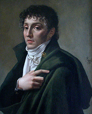 Étienne Méhul in 1799, portrait by Antoine Gro...