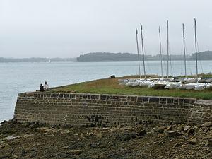 Île de Berder-Quai Jean XXIII.jpg