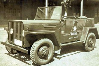 Argentine defense industry - Ñandú jeep