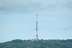 Újudvar TV tower 2012.jpg