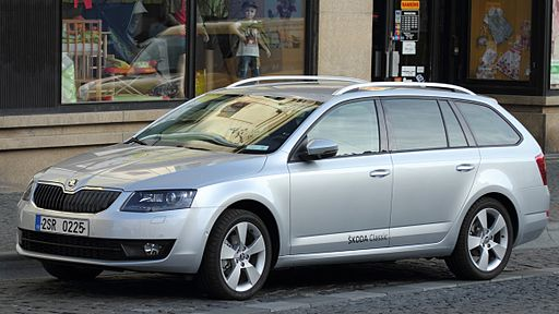 Škoda Octavia III Combi