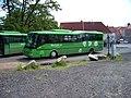 Žatec, autobusové nádraží, SOR CN 10,5 BusLine odstavené (01).jpg