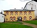 Ансамбль Кирилло-Белозерского монастыря; Домик келаря.jpg