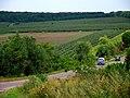 Вдали возле сада - машина агронома и трактор с опрыскивателем ))) - panoramio.jpg