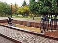 Детский фонтан в Первомайском сквере Новосибирска.jpg