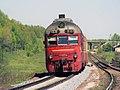 Д1-497, Russia, Moscow region, Ozherelye - Pchelovodnoye stretch (Trainpix 149059).jpg