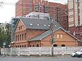Здание электростанции и паровой прачечной кадетского корпуса. Реконструкция - пристройка.JPG