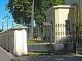 Лавра, Тихвинская церковь, ограда01.jpg