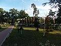 Меморіальний комплекс «Пам'ятник жертвам Чорнобильської трагедії» 4.jpg