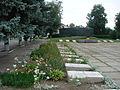 Меморіальний комплекс на честь воїнів громадянської та Великої Вітчизняної воєн і воїнів-односельців, Тараща.JPG