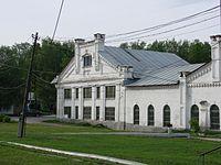 Нязепетровск, здание механического цеха чугуноплавильного и железоделательного завода.JPG