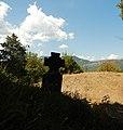 """Оброчен кръст """"Св. Дух"""" , Бовска екопътека , с. Бов.JPG"""