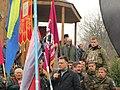 Олег Тягнибок на мітингу у Буді2.JPG