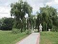 Пам'ятник односельцям, які загинули на фронтах ІІ Світової війни, с.Вовчківці.jpg
