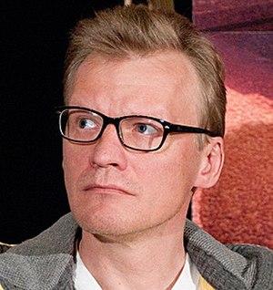 Aleksei Serebryakov (actor) - Aleksei Serebryakov in 2011
