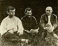 С.Габаши, М.Гафури и Г.Альмухаметов в санатории им. А. П. Чехова (1929).jpg
