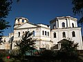 Троицкий собор, Кяхта, Бурятия, вид из парка.jpg