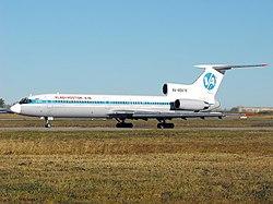 Туполев Ту-154 90A836, Хабаровск - Новый RP11509.jpg