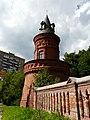 Усадьба Покровское-Глебово, Сторожевая башня.JPG