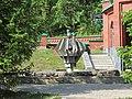 Фонтан (ну не работает). Билярск. Татария. Май 2013 - panoramio.jpg