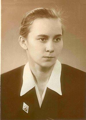 Irina Konstantinovna Feodorova