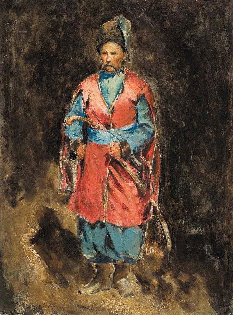 Хорунжий.Сергі́й Василькі́вський
