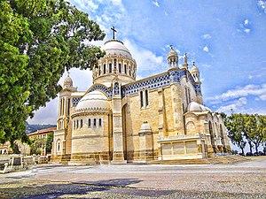 Notre-Dame d'Afrique - Notre Dame d'Afrique