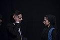 تئاتر باغ وحش شیشه ای به کارگردانی محمد حسینی در قم به روی صحنه رفت - عکاس- مصطفی معراجی 30.jpg