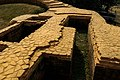 মহাস্থানগড়ের প্রাচীরের পাহারাদার কুঠুরি.jpg