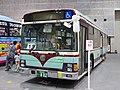 「第13回スルっとKANSAIバスまつり」にて 2013.9.23 - panoramio.jpg
