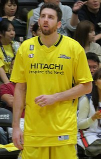 Ryan Kelly (basketball) American basketball player