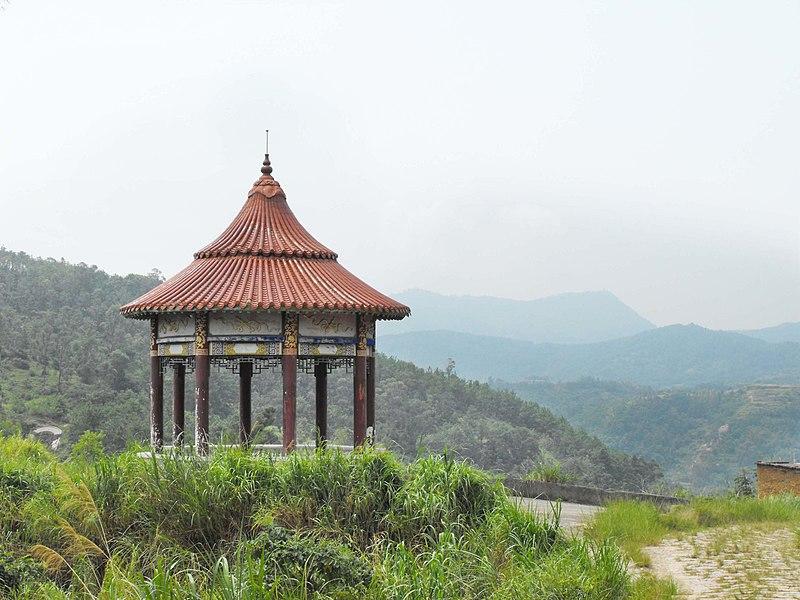 File:云居山.半山亭1 - panoramio.jpg